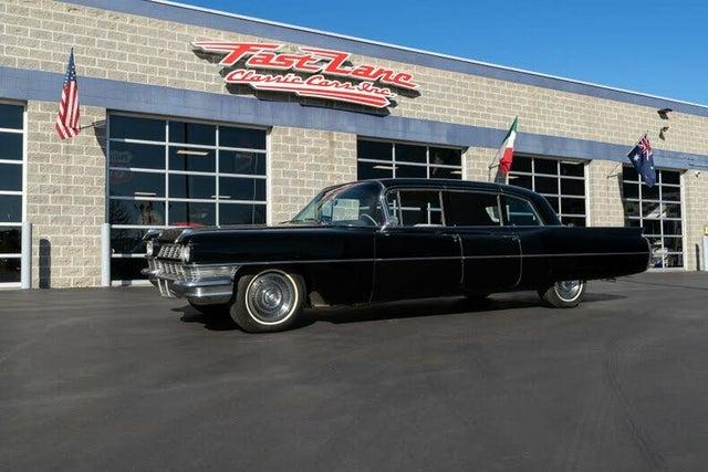 1964 Cadillac Series 75 Limousine RWD