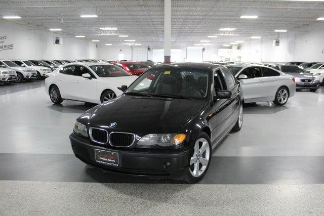 2005 BMW 3 Series 325i Sedan RWD