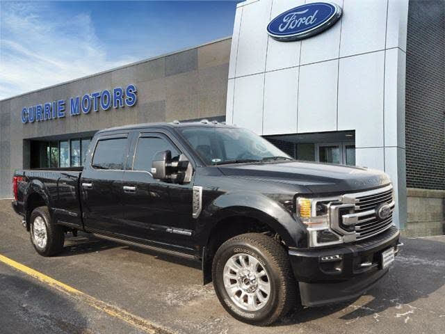 2020 Ford F-350 Super Duty Limited Crew Cab 4WD