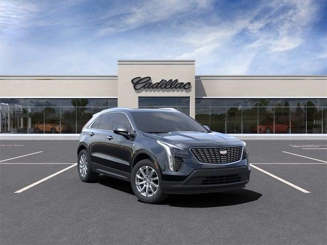 2021 Cadillac XT4 Luxury AWD