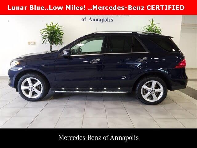 2018 Mercedes-Benz GLE-Class GLE 350 4MATIC