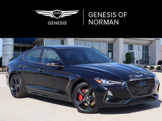 2020 Genesis G70 3.3T RWD