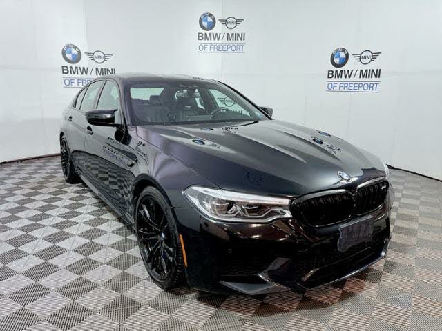 2019 BMW M5 AWD