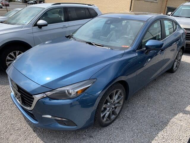 2020 Mazda MAZDA3 Premium Sedan AWD