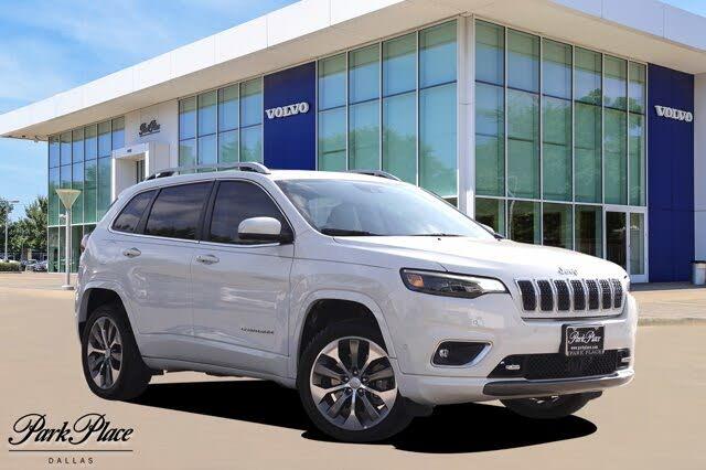 2019 Jeep Cherokee Overland FWD