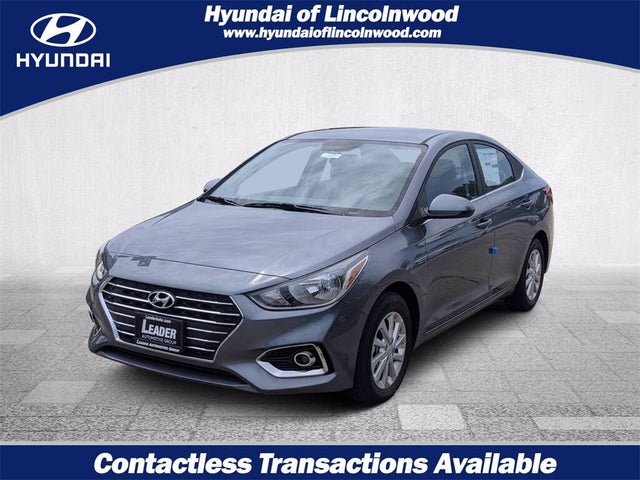 2020 Hyundai Accent SEL Sedan FWD