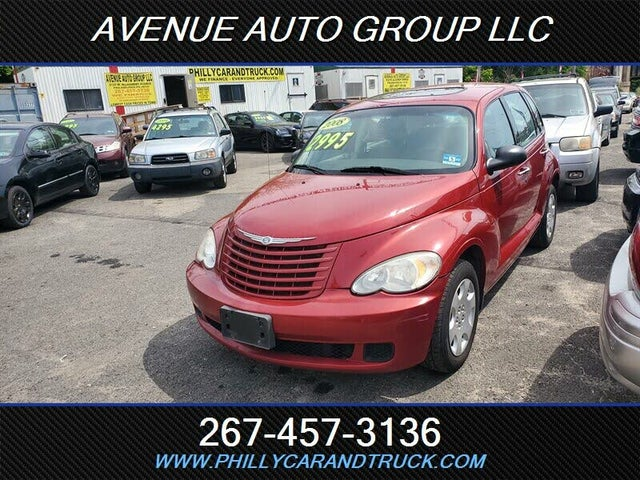 2008 Chrysler PT Cruiser Wagon FWD