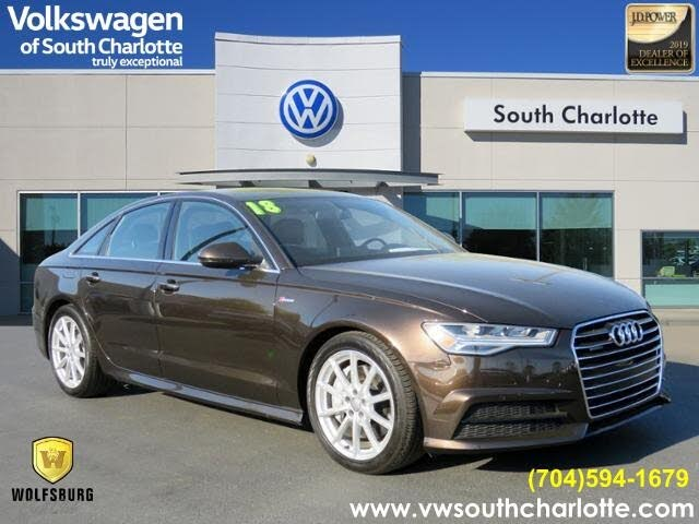 2018 Audi A6 3.0T quattro Premium Plus Sedan AWD