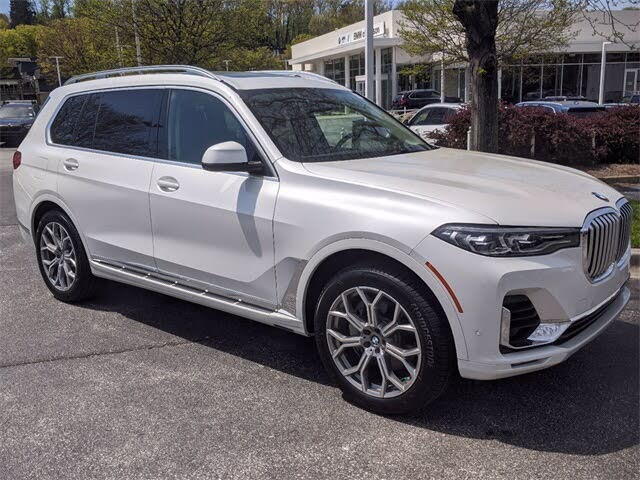 2019 BMW X7 xDrive40i AWD