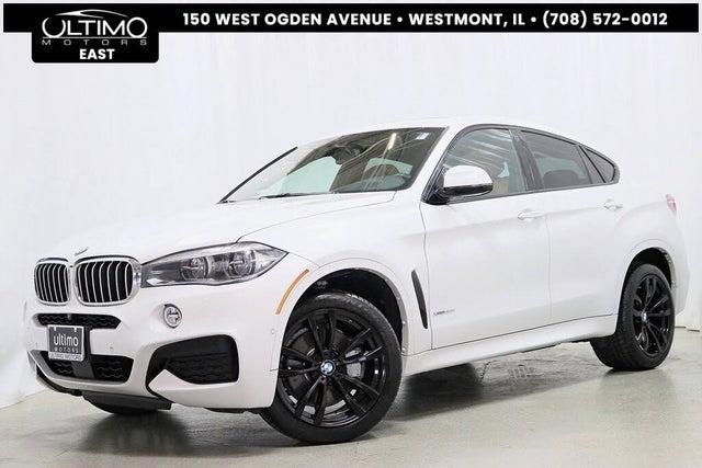 2018 BMW X6 xDrive50i AWD