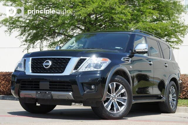2019 Nissan Armada SL RWD