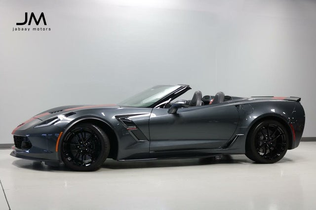 2018 Chevrolet Corvette Grand Sport 1LT Convertible RWD