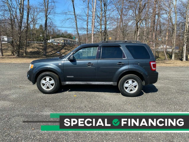 2008 Ford Escape XLT V6 AWD