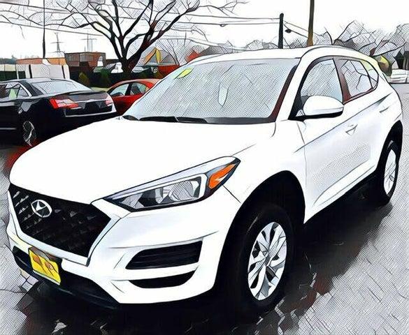 2019 Hyundai Tucson Value AWD