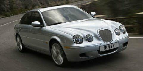 2007 Jaguar S-TYPE 4.2L V8 RWD
