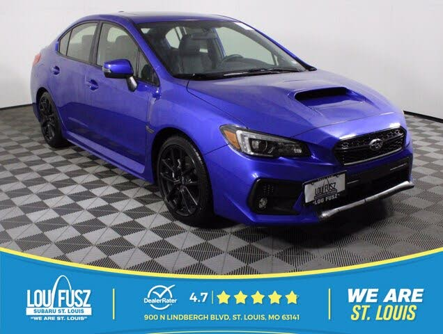 2020 Subaru WRX Limited AWD