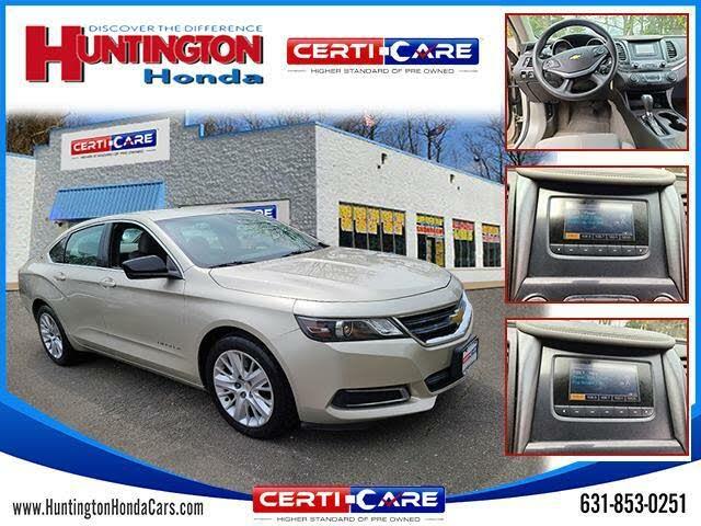 2014 Chevrolet Impala LS FWD