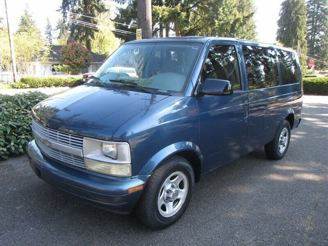 2004 Chevrolet Astro LS Extended RWD