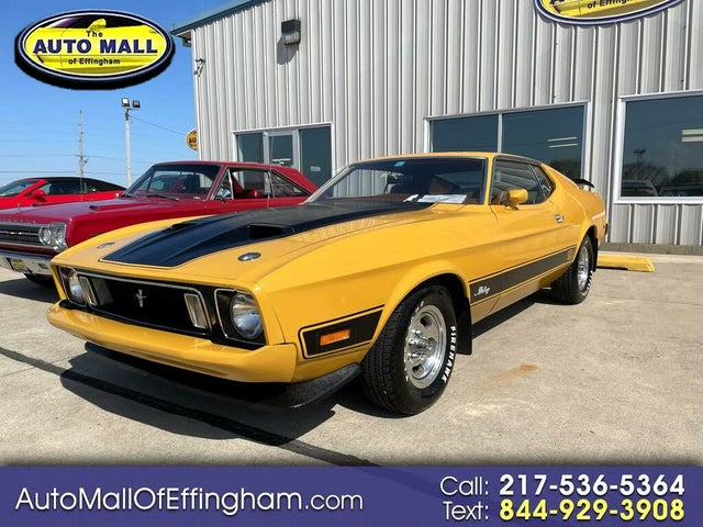 1973 Ford Mustang Mach 1 Fastback RWD