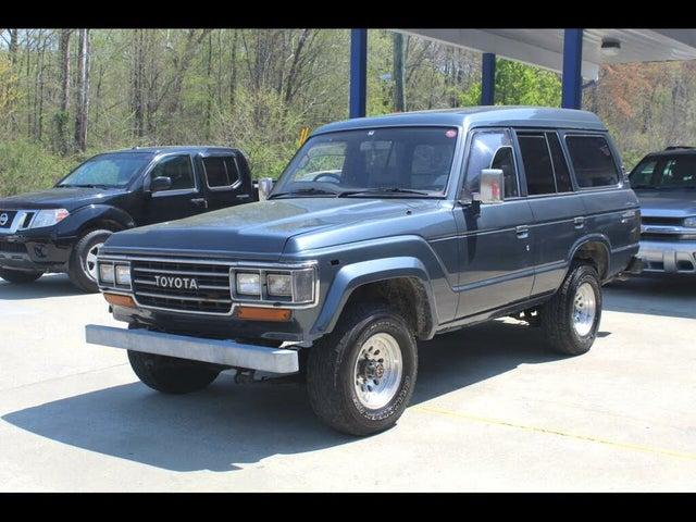 1989 Toyota Land Cruiser 60 Series 4WD