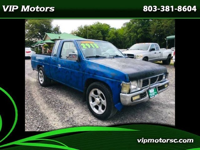 1997 Nissan Truck XE Extended Cab SB