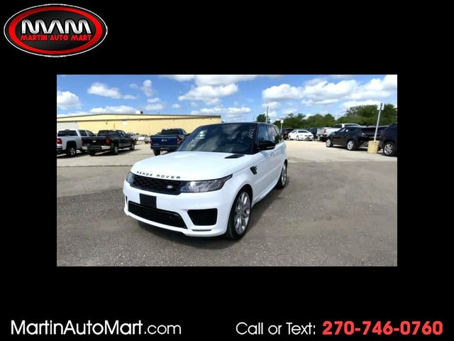 2020 Land Rover Range Rover Sport V8 Autobiography Dynamic 4WD