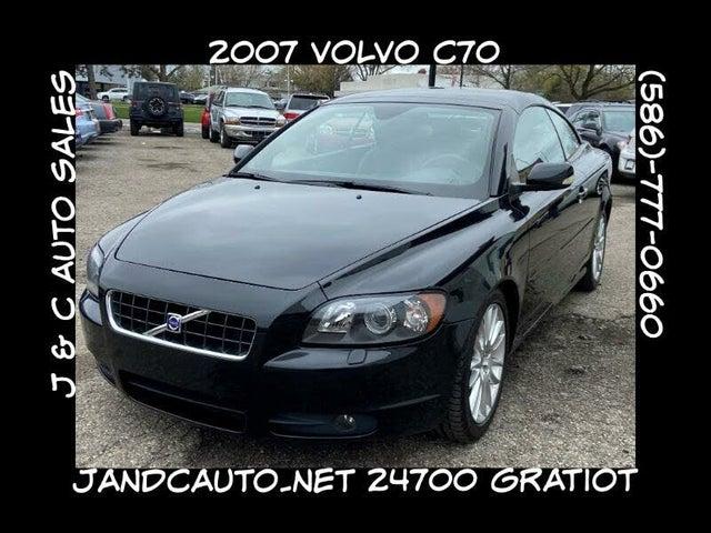 2007 Volvo C70 T5