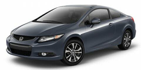 2013 Honda Civic Coupe EX-L