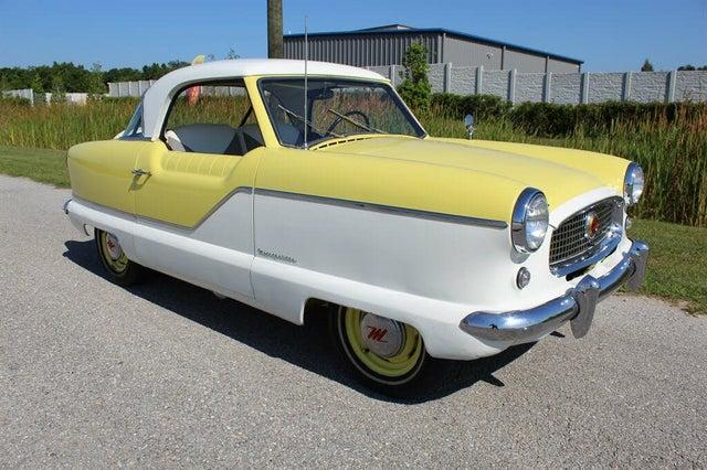 1958 Nash Metropolitan Series III Convertible RWD