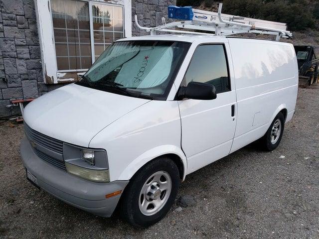 2005 Chevrolet Astro Cargo Extended AWD