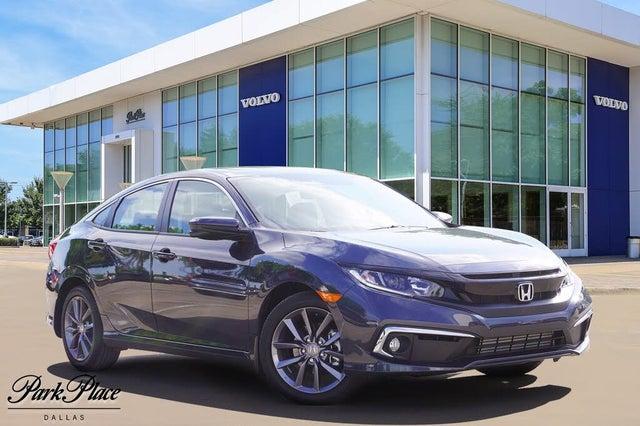 2021 Honda Civic EX-L FWD