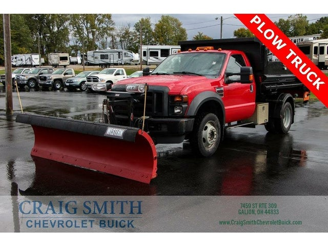 2008 Ford F-550 Super Duty Chassis