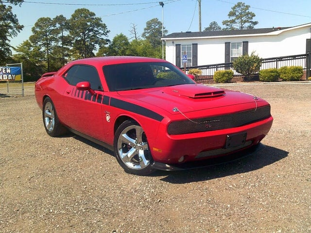2012 Dodge Challenger R/T RWD