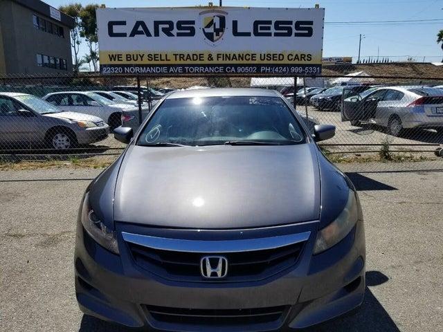 2011 Honda Accord Coupe LX-Sport