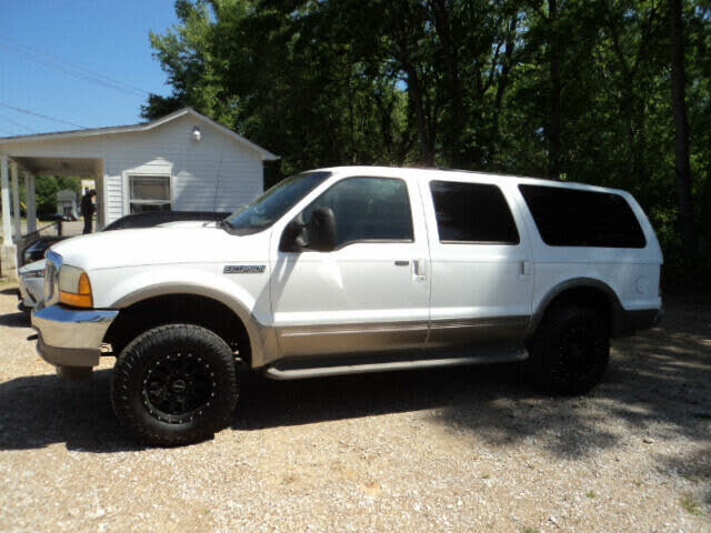 2001 Ford Excursion Limited 4WD