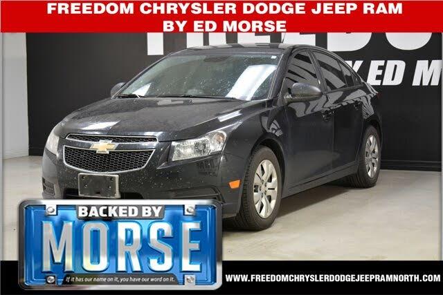 2014 Chevrolet Cruze LS Sedan FWD