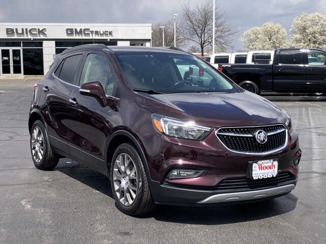 2018 Buick Encore Sport Touring FWD