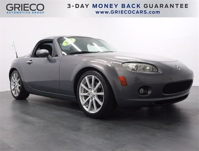 2007 Mazda MX-5 Miata Grand Touring Hardtop Convertible
