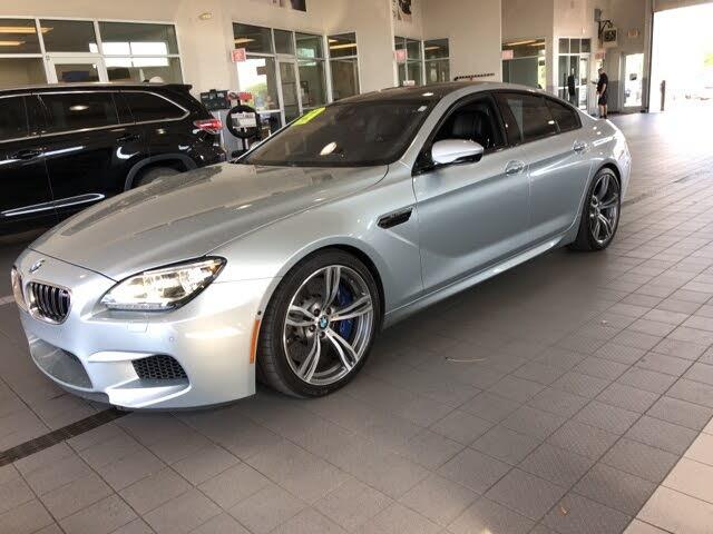 2015 BMW M6 Gran Coupe RWD