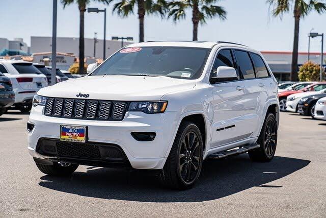 2019 Jeep Grand Cherokee Laredo RWD