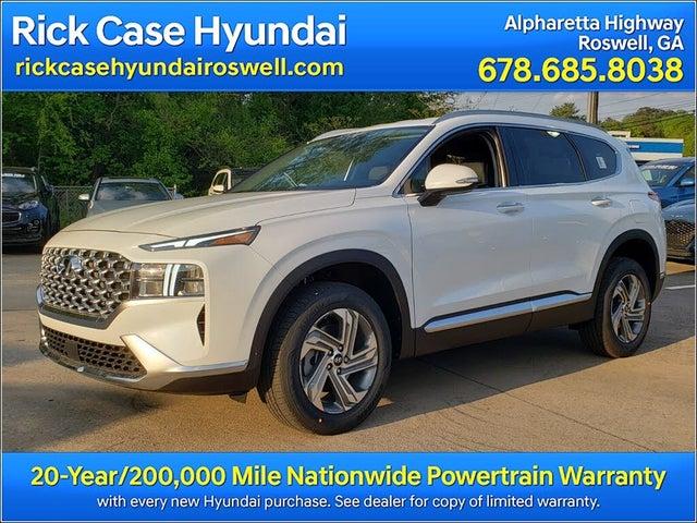 2021 Hyundai Santa Fe SEL AWD