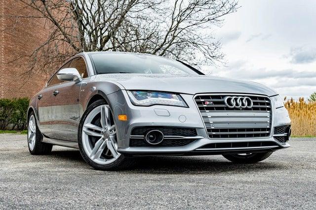2015 Audi S7 4.0T quattro AWD