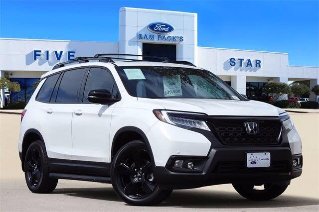 2020 Honda Passport Elite AWD