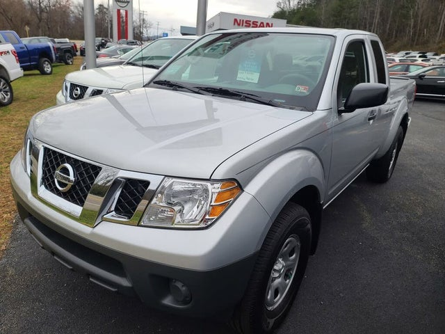 2020 Nissan Frontier S King Cab 4WD