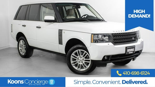 2011 Land Rover Range Rover HSE 4WD