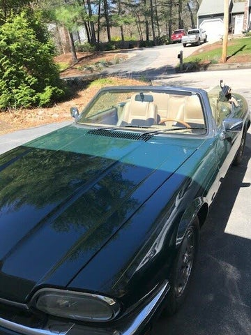 1996 Jaguar XJ-Series XJS Convertible RWD