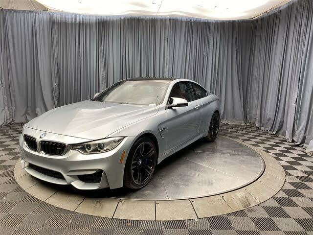 2015 BMW M4 Coupe RWD