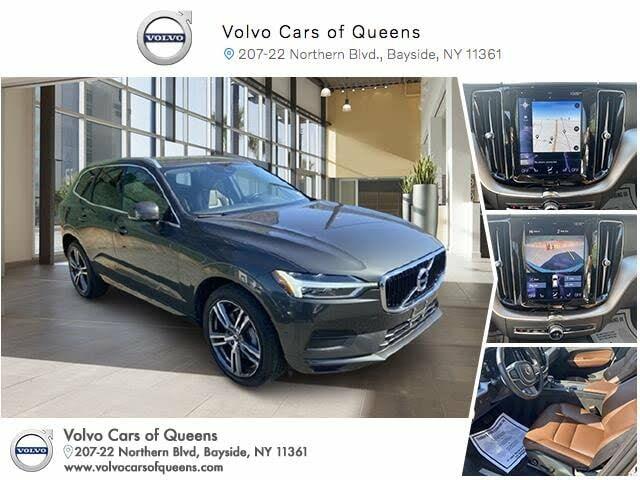 2018 Volvo XC60 T6 Momentum AWD