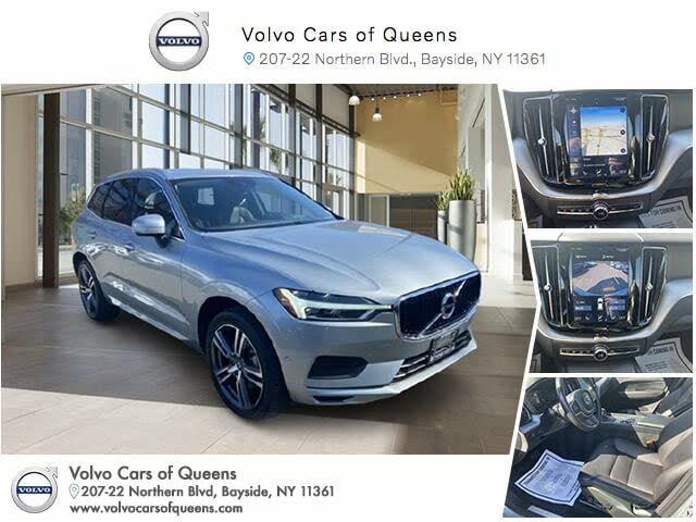 2018 Volvo XC60 T5 Momentum AWD