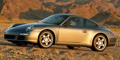 2005 Porsche 911 Carrera S Coupe RWD